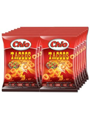 Chio Taccos Texas Barbecue Chips