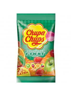 Chupa Chups fruit lollies navulling