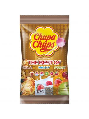 Chupa Chups lolly's The Best of navulling