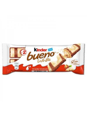 Kinder Bueno Wit chocolade