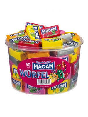 Maoam Bloxx in silo