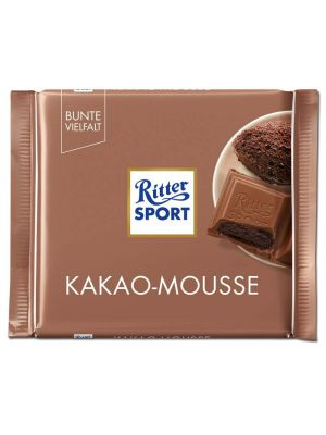 Ritter Sport chocolade Cacao Mousse