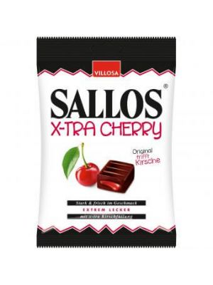 Sallos X-Treme drop met salmiak